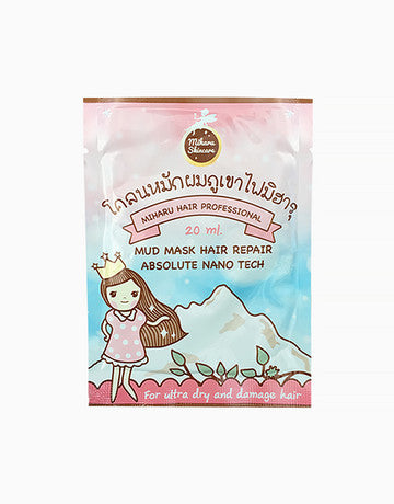 Miharu Mud Mask Hair Repair