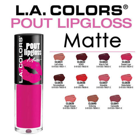 LA Colors Pout Lipgloss