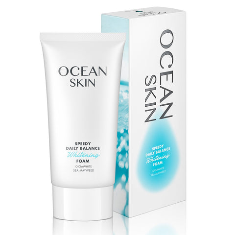 Ocean Skin Foam Facial Wash