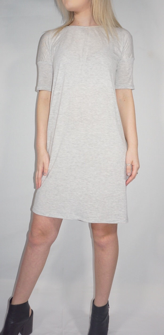Back to the Basics T-Shirt Dress