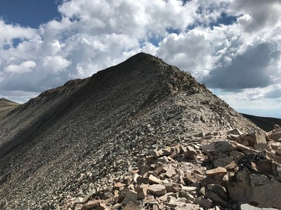 Your First 14er? Make it Mount Sherman