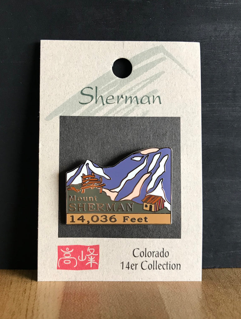 Sherman - Elevation 14,036 feet
