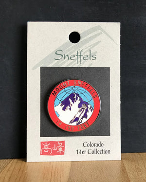 Sneffels - Elevation 14,150 feet