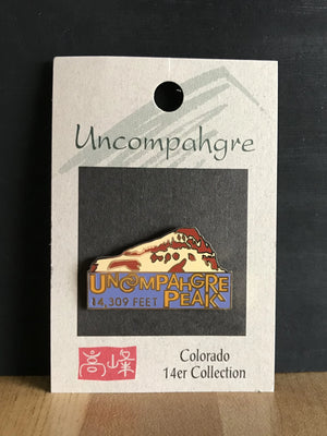 Uncompahgre - Elevation 14,309 feet