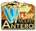 Antero - Elevation 14,269 feet