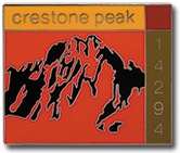 Crestone Peak - Elevation 14,294 feet