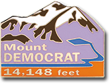 Democrat - Elevation 14,148 feet