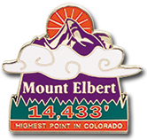 Elbert - Elevation 14,433 feet