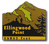 Ellingwood Point - Elevation 14,042 feet