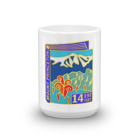 Image of Mount Princeton Mug