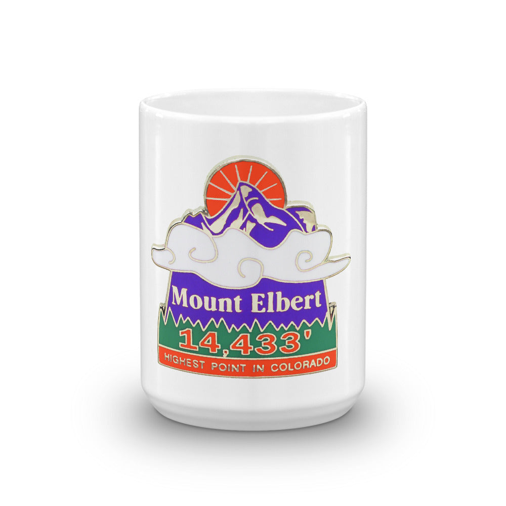 Mount Elbert Mug