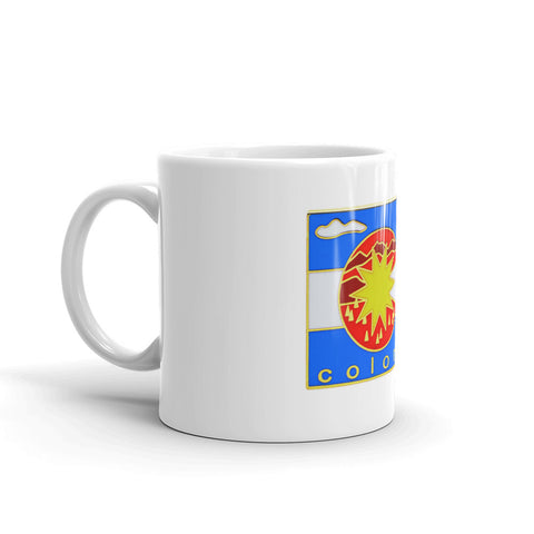 Image of Colorado Flag Mug