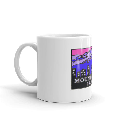 Image of Mount Evans Mug