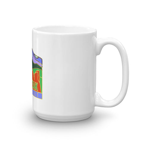 Image of Pikes Peak Mug