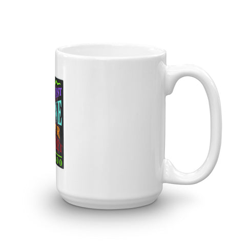 Image of Don't Trust Anyone Under 14,000 Feet Mug