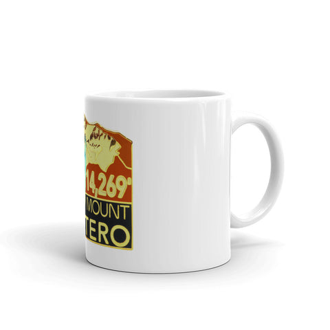 Image of Mount Antero Mug
