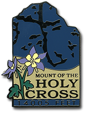 Holy Cross - Elevation 14,005 feet
