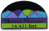 Massive - Elevation 14,421 feet