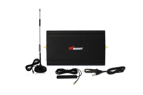 HiBoost Travel 4G LTE - Travel Cell Phone Signal Booster