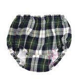 Seersucker and Gingham Diaper Cover / Bloomers - Just The Thing Shop