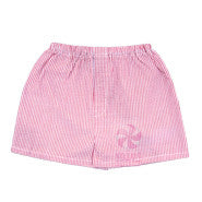 Seersucker and Gingham Boxer Shorts - Just The Thing Shop