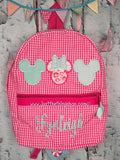 Minnie Mouse Trio Backpack