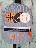 Sport Ball Backpack - Just The Thing Shop