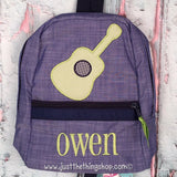 Guitar Backpack - Just The Thing Shop