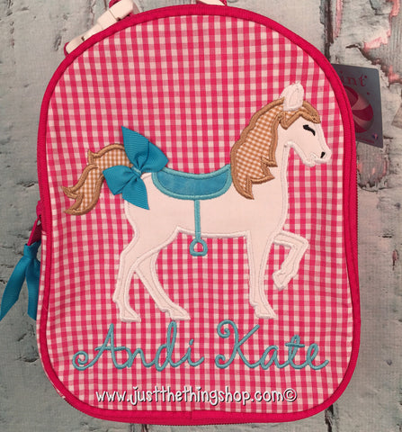 Walking Horse Gumdrop Lunch Box - Just The Thing Shop