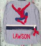 Spider-Man Backpack - Just The Thing Shop