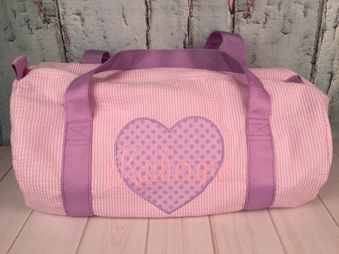 Heart Duffel - Just The Thing Shop