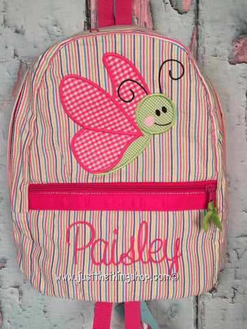 Butterfly Backpack - Just The Thing Shop