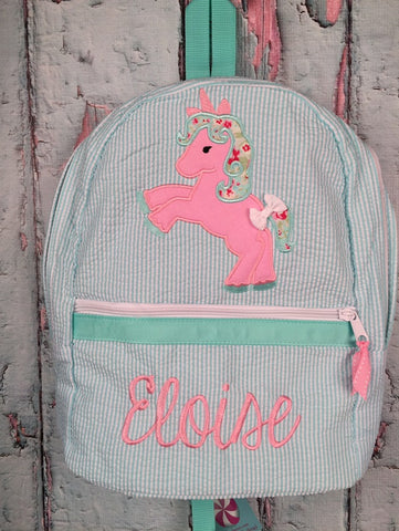 Unicorn Backpack - Just The Thing Shop