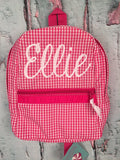 Eyes Wide Open Monogram Backpack - Just The Thing Shop