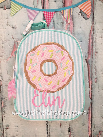 Donut Gumdrop Lunch Box