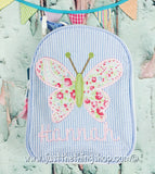 Butterfly 2 Gumdrop Lunch Box - Just The Thing Shop