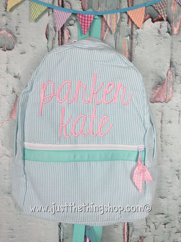 I Just Want A Name Backpack - Just The Thing Shop