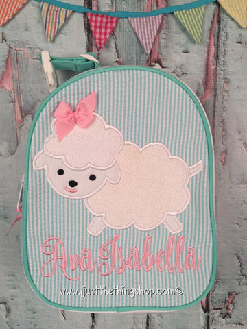 Lamb Gumdrop Lunch Box - Just The Thing Shop