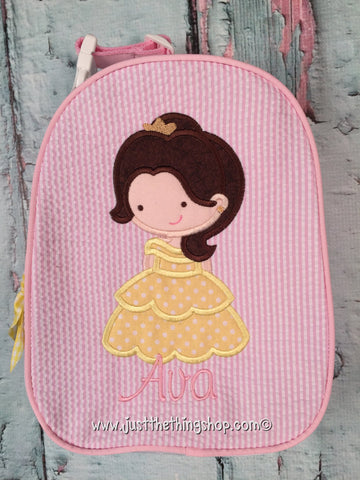 Princess Belle Cutie Gumdrop Lunch Box - Just The Thing Shop