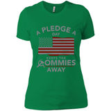 A Pledge a Day Keeps the Commies Away T Shirts