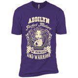 Addilyn Perfect Mixture Of Princess And Warrior T Shirts
