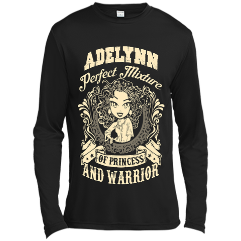 Adelynn Perfect Mixture Of Princess And Warrior T Shirts