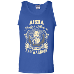 Aisha Perfect Mixture Of Princess And Warrior T Shirts Tank Top - Family Reunion Tee
