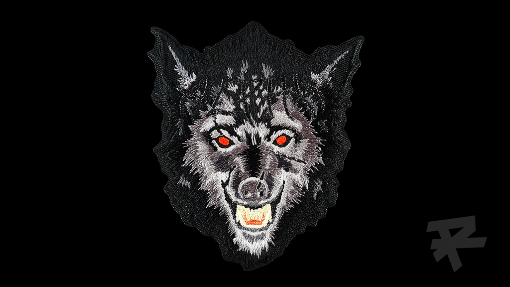 ALPHA WOLF PATCH