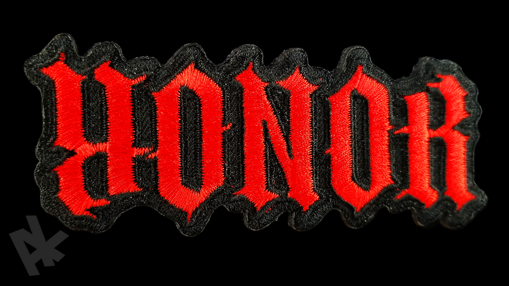BLOOD HONOR PATCH