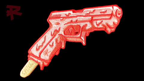 CHERRY GLOCKSICLE PATCH