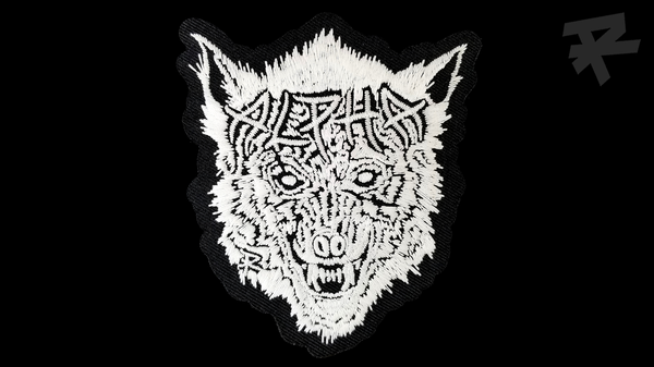 ALPHA WOLF V2 GHOST PATCH
