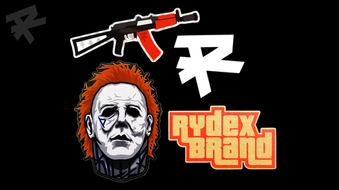 RYDEX STICKER PACK 4