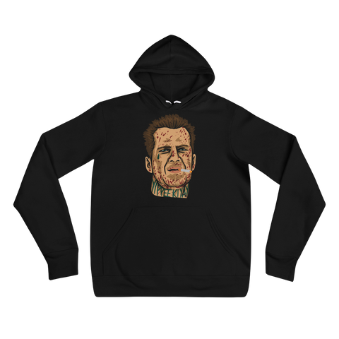 YIPPEE KI YAY MEDIUM WEIGHT HOODIE