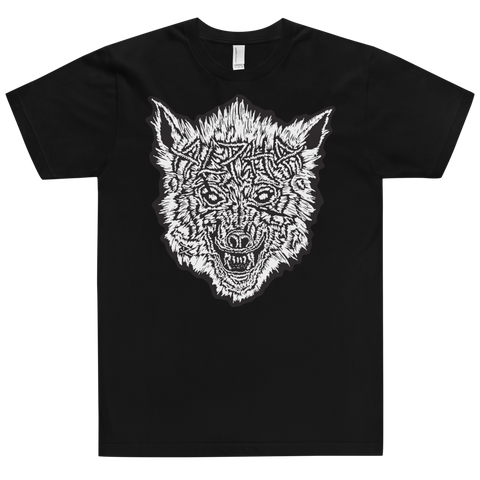 ALPHA WOLF V2 GHOST T-SHIRT